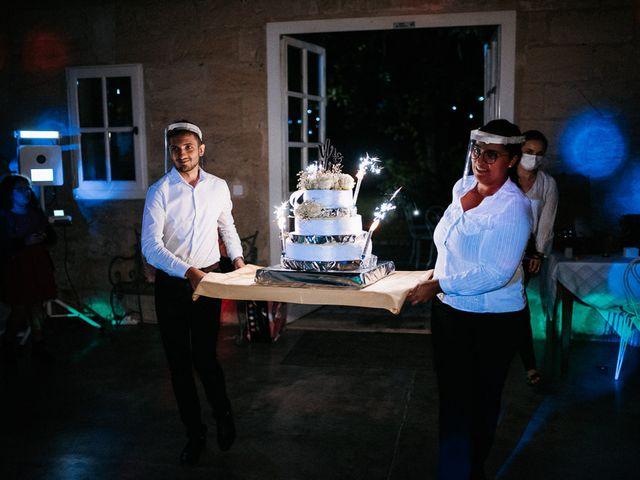 Le mariage de Gaël et Mélissa à Beaucaire, Gard 68