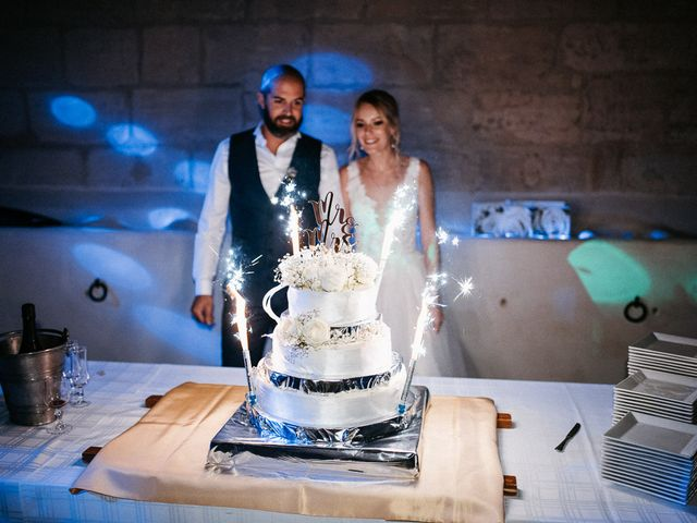 Le mariage de Gaël et Mélissa à Beaucaire, Gard 69