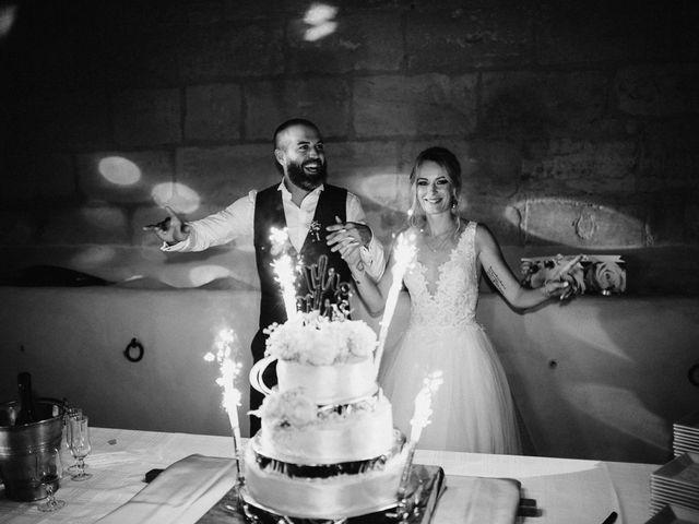 Le mariage de Gaël et Mélissa à Beaucaire, Gard 70