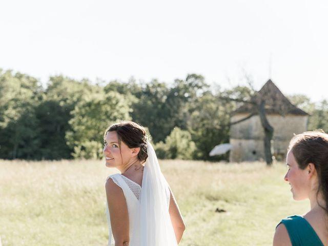 Le mariage de Maxence et Bonnie à Négrondes, Dordogne 10