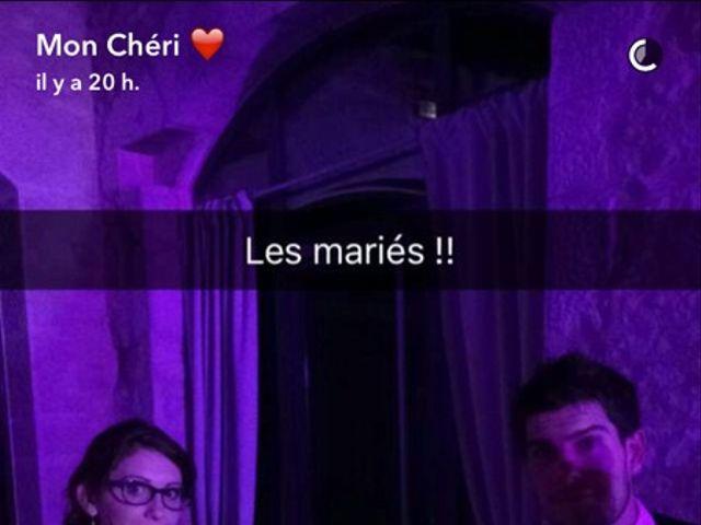 Le mariage de Cédric  et Flora  à Laives, Saône et Loire 16