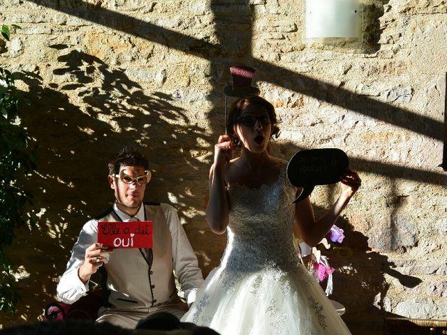 Le mariage de Cédric  et Flora  à Laives, Saône et Loire 41
