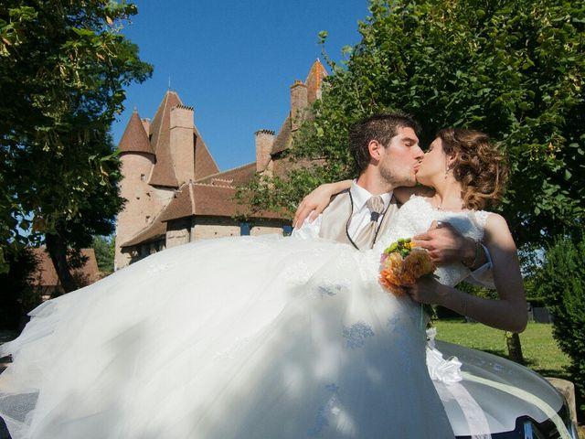 Le mariage de Cédric  et Flora  à Laives, Saône et Loire 42