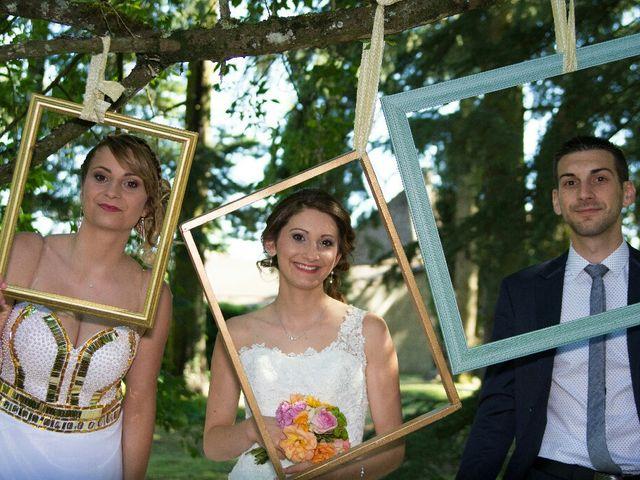 Le mariage de Cédric  et Flora  à Laives, Saône et Loire 47