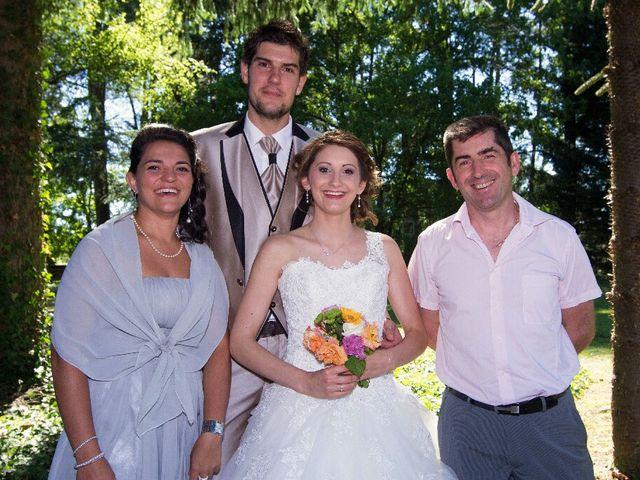 Le mariage de Cédric  et Flora  à Laives, Saône et Loire 48