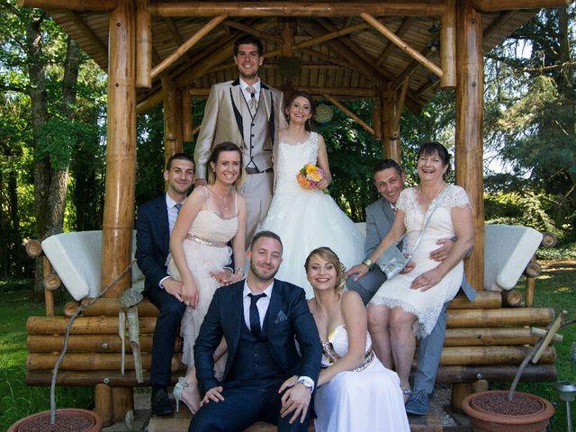 Le mariage de Cédric  et Flora  à Laives, Saône et Loire 52