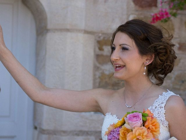 Le mariage de Cédric  et Flora  à Laives, Saône et Loire 60