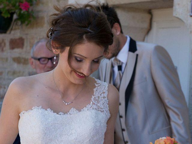 Le mariage de Cédric  et Flora  à Laives, Saône et Loire 63
