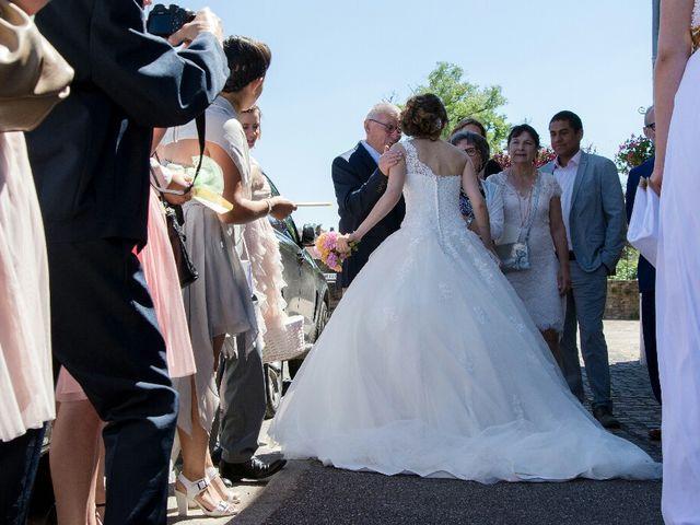 Le mariage de Cédric  et Flora  à Laives, Saône et Loire 64
