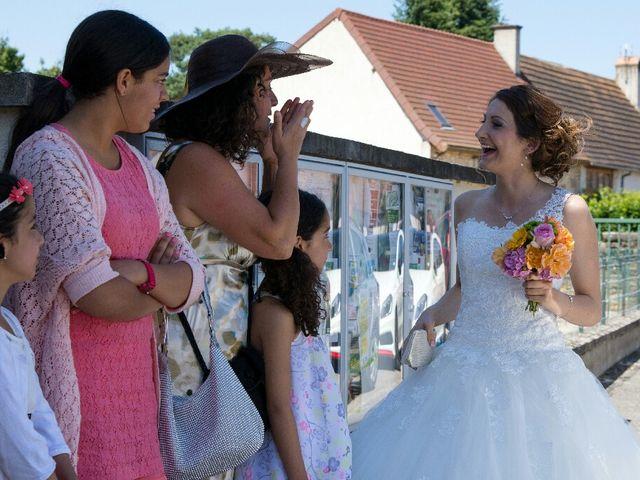 Le mariage de Cédric  et Flora  à Laives, Saône et Loire 66