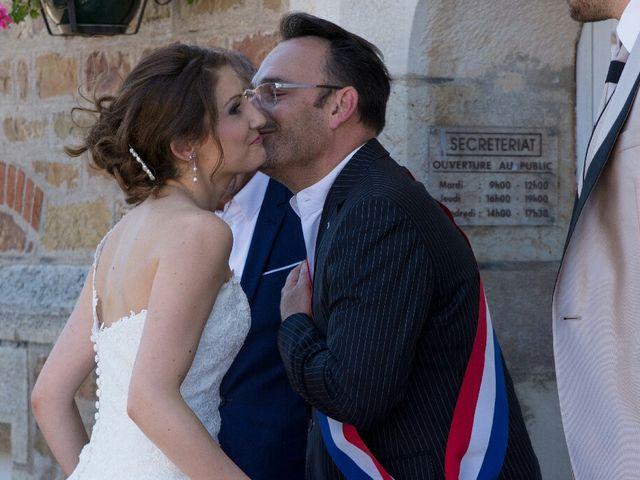 Le mariage de Cédric  et Flora  à Laives, Saône et Loire 74