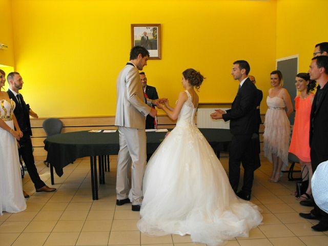 Le mariage de Cédric  et Flora  à Laives, Saône et Loire 75