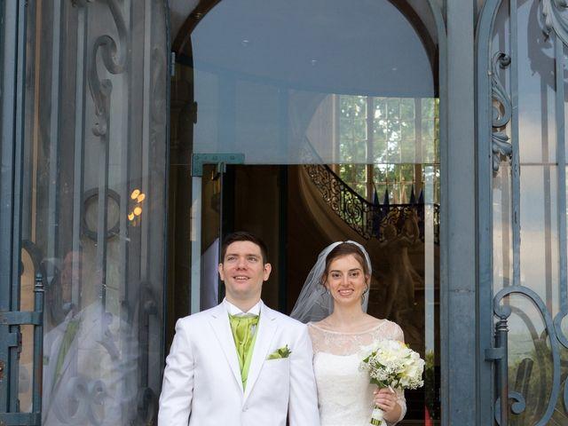 Le mariage de Julien et Magali à Versailles, Yvelines 11