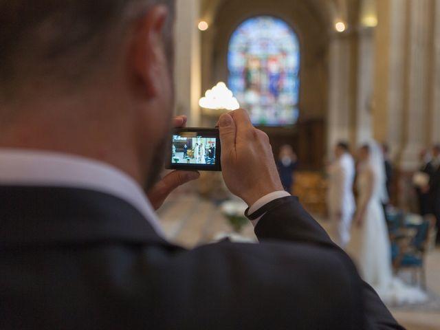 Le mariage de Julien et Magali à Versailles, Yvelines 14