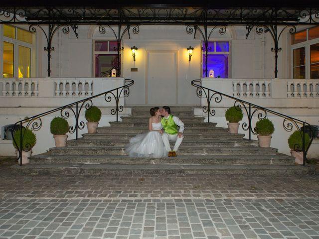 Le mariage de Julien et Magali à Versailles, Yvelines 30