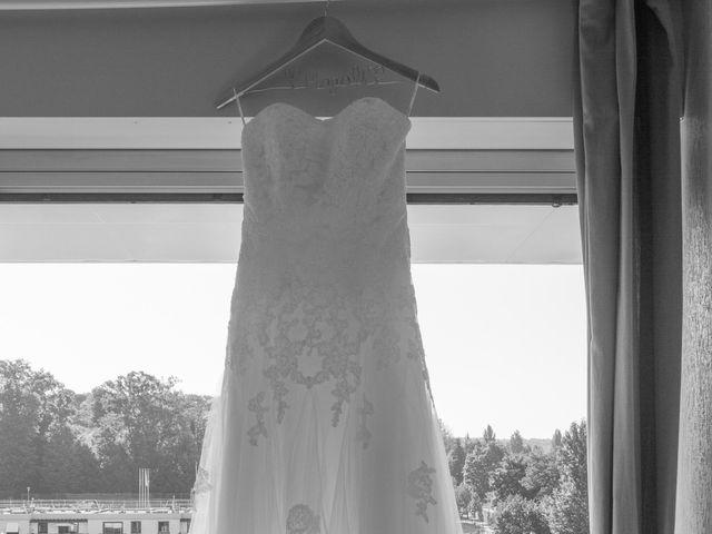 Le mariage de Julien et Magali à Versailles, Yvelines 4