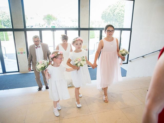 Le mariage de Mathieu et Macha à Saint-Nazaire, Loire Atlantique 2
