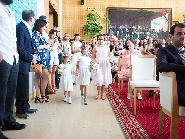 Le mariage de Mathieu et Macha à Saint-Nazaire, Loire Atlantique 4