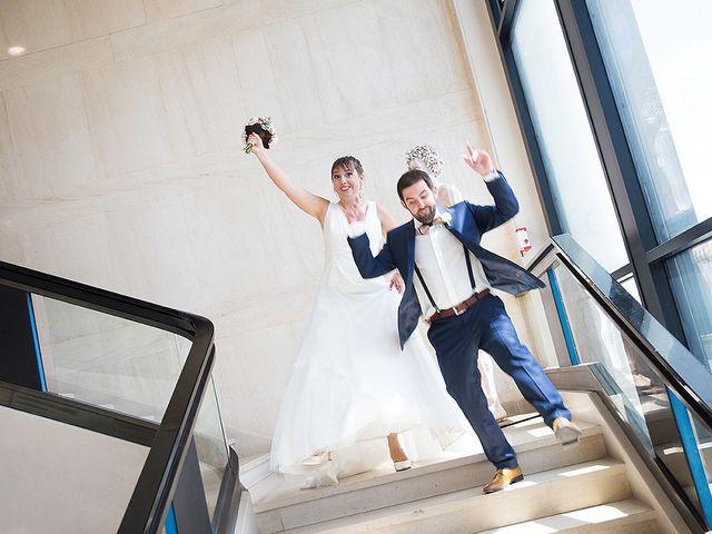 Le mariage de Mathieu et Macha à Saint-Nazaire, Loire Atlantique 7