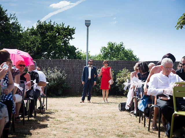 Le mariage de Mathieu et Macha à Saint-Nazaire, Loire Atlantique 18