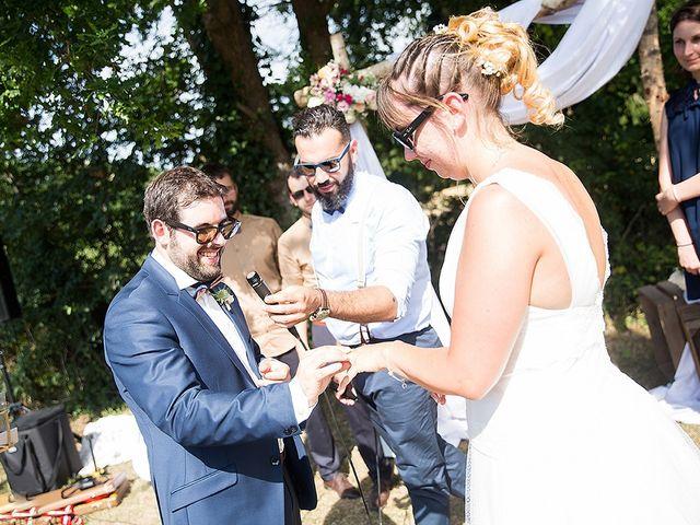 Le mariage de Mathieu et Macha à Saint-Nazaire, Loire Atlantique 36