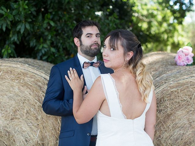 Le mariage de Macha et Mathieu