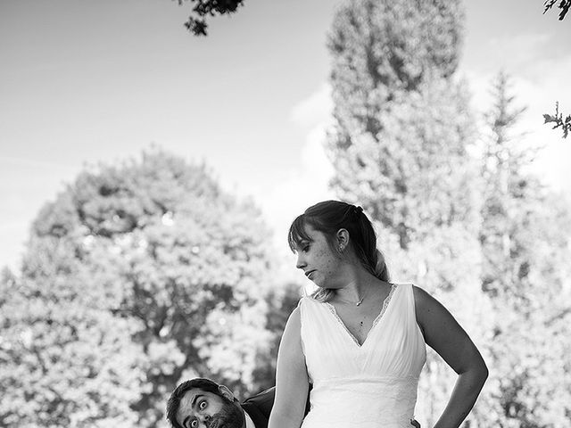 Le mariage de Mathieu et Macha à Saint-Nazaire, Loire Atlantique 1