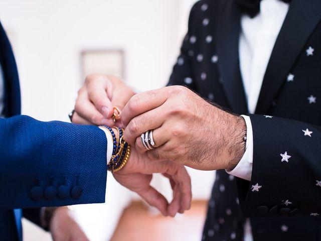 Le mariage de Julien et Agathe à Combaillaux, Hérault 16