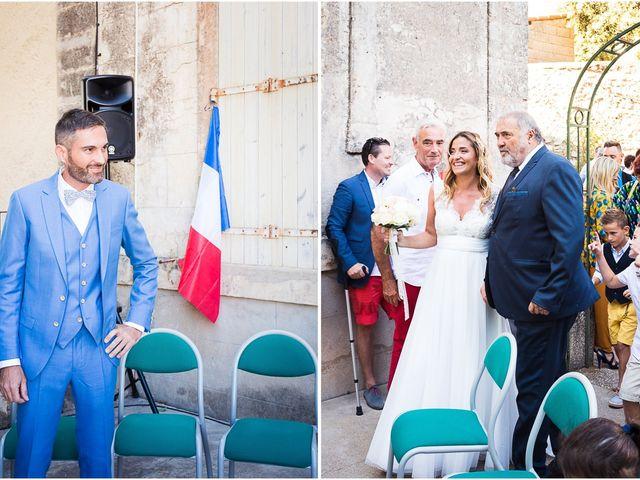 Le mariage de Julien et Agathe à Combaillaux, Hérault 19