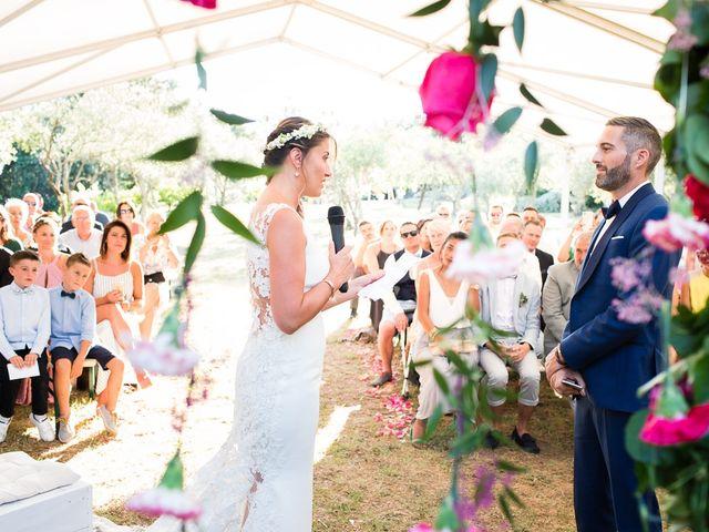 Le mariage de Julien et Agathe à Combaillaux, Hérault 25