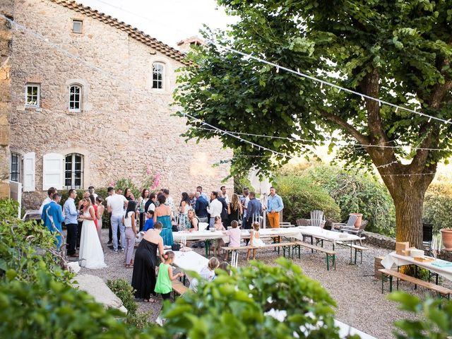 Le mariage de Julien et Agathe à Combaillaux, Hérault 27