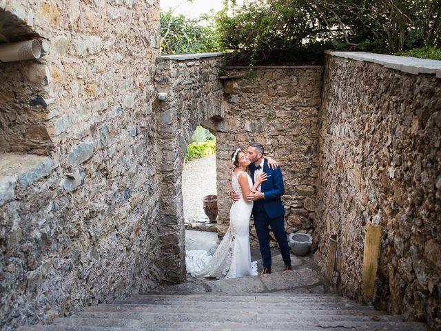 Le mariage de Julien et Agathe à Combaillaux, Hérault 30