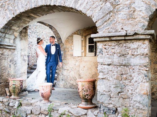 Le mariage de Julien et Agathe à Combaillaux, Hérault 32