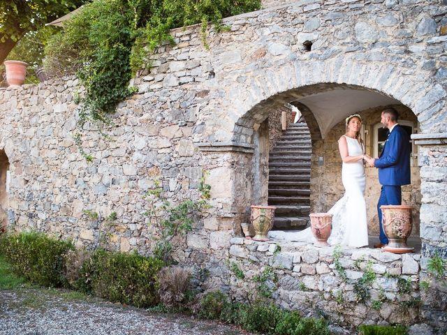 Le mariage de Julien et Agathe à Combaillaux, Hérault 33