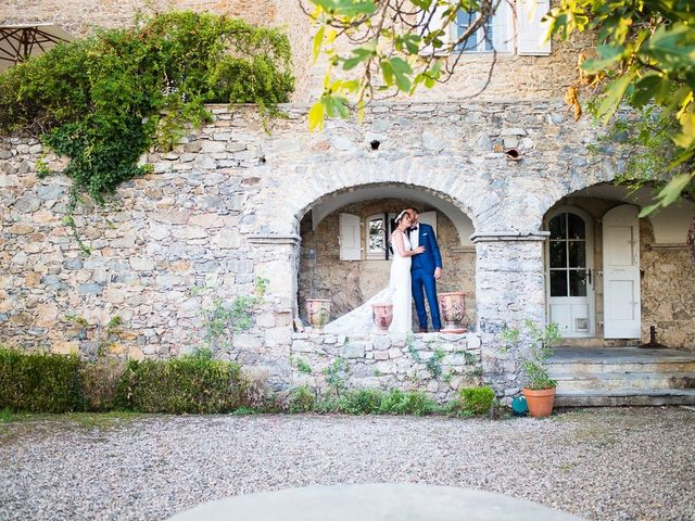 Le mariage de Julien et Agathe à Combaillaux, Hérault 34