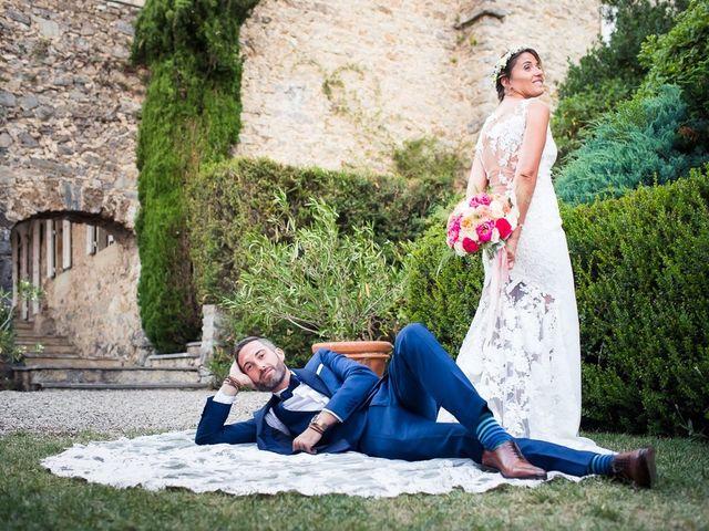 Le mariage de Julien et Agathe à Combaillaux, Hérault 2