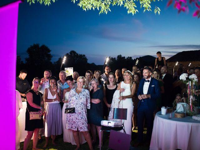 Le mariage de Julien et Agathe à Combaillaux, Hérault 40