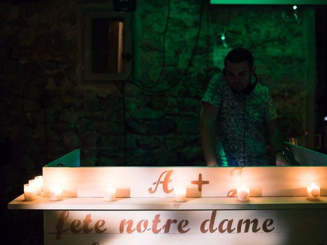Le mariage de Julien et Agathe à Combaillaux, Hérault 46