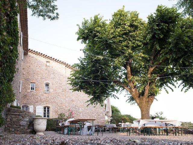 Le mariage de Julien et Agathe à Combaillaux, Hérault 58