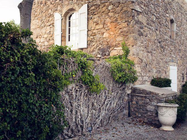 Le mariage de Julien et Agathe à Combaillaux, Hérault 59