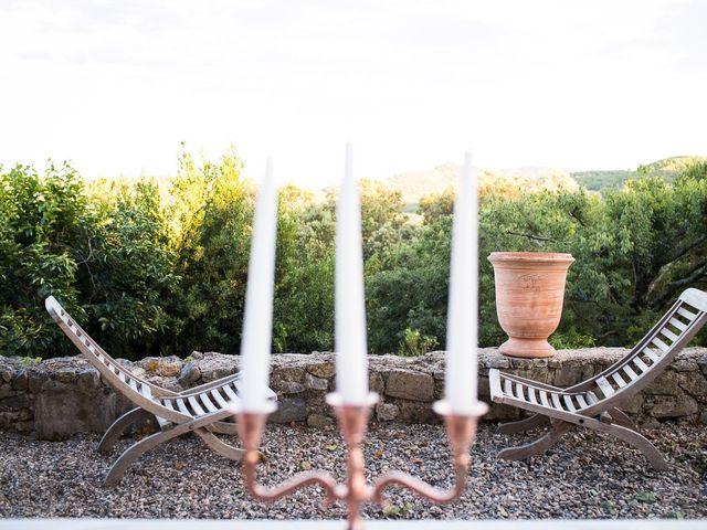 Le mariage de Julien et Agathe à Combaillaux, Hérault 62