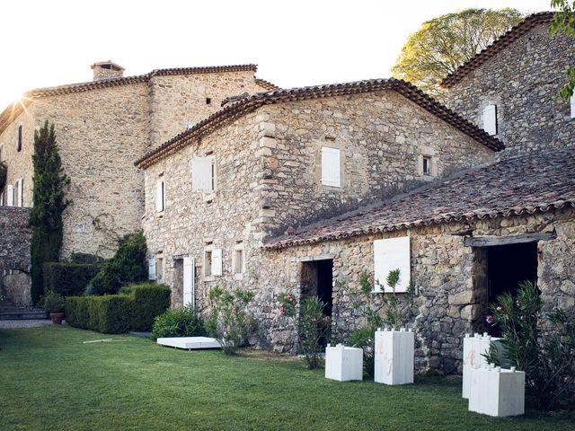 Le mariage de Julien et Agathe à Combaillaux, Hérault 76