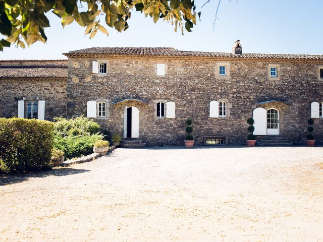 Le mariage de Julien et Agathe à Combaillaux, Hérault 80