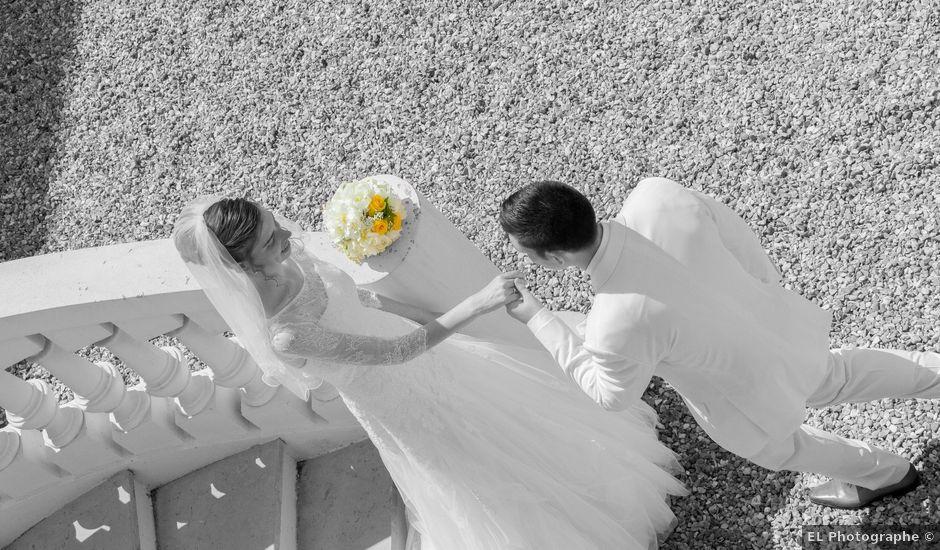 Le mariage de Julien et Magali à Versailles, Yvelines