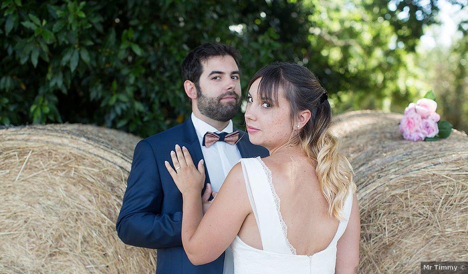Le mariage de Mathieu et Macha à Saint-Nazaire, Loire Atlantique