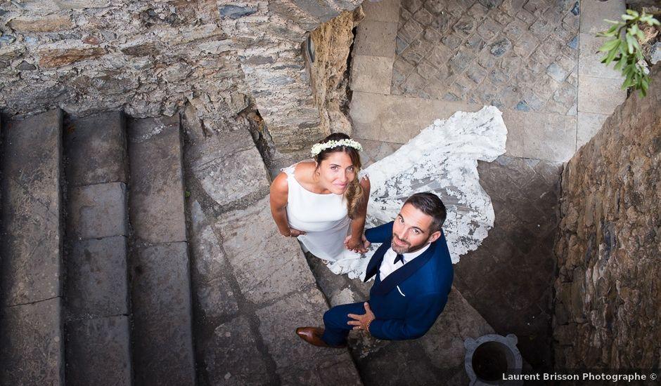 Le mariage de Julien et Agathe à Combaillaux, Hérault