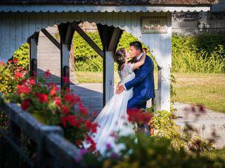 Le mariage de Celine et Valentin