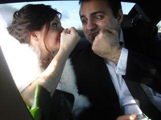 Le mariage de Marietta et Grandik