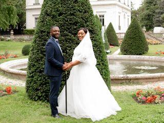 Le mariage de Christian et Charlene