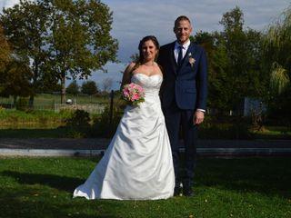 Le mariage de Elodie et Sandy